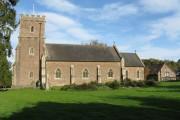 Stoke Prior church