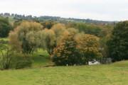 A Glimpse of the River Derwent