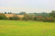 North from a layby on the A46