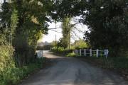 Bridge over the Little Lugg