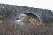 The old bridge over River Ose