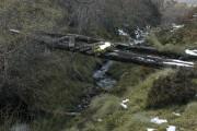 Decaying bridge