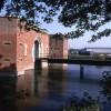 Moat around Fort Brockhurst (3)