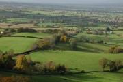 Farmland on Lever's Hill