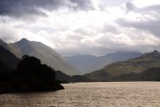Loch Duich towards Kintail
