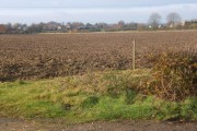 Farmland near Stowupland