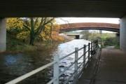 Three Bridges over the River Petteril