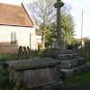 Churchyard cross, St Bartholomew's, Holmer