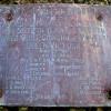 Commemorative plate, Sutton St Michael