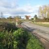 Entering the village of Marden