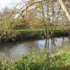 River Lugg near Marden church