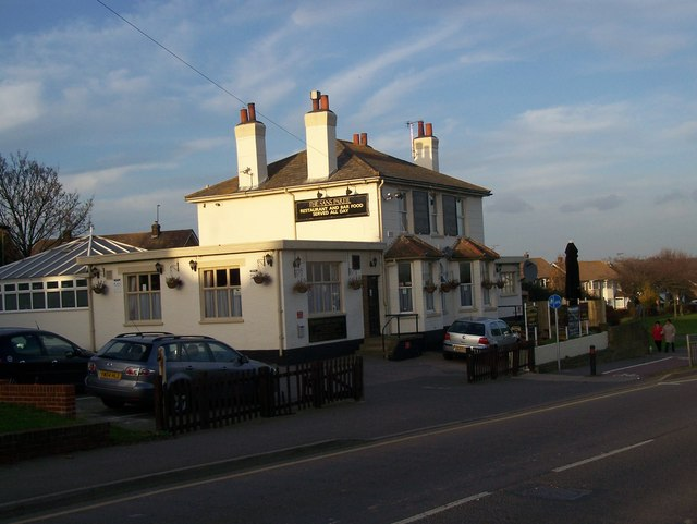 The Sans Pareil Public House, Frindsbury