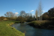 River Evenlode at Fawler