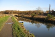 Chesterfield Canal - Mill Green (Staveley)