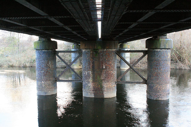 Under The Railway Bridge