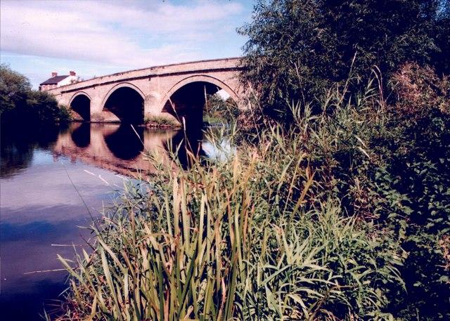 Swarkstone Bridge