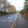 Approaching Balloch from Culloden