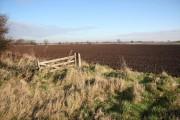 Walkerith farmland