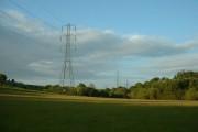Farmland near Crynierth