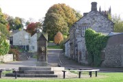 Hartington Village and pump