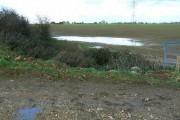 Farmland near Barnwood