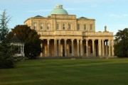 Pittville Park  pump room