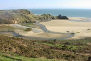 Overlooking 3 Cliff Bay