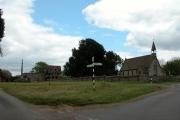 Froxfield Green church