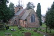 St Milburga's Church, Beckbury