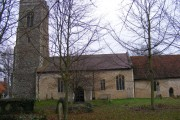 All Saints Church, Darsham
