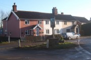 Cottages in Yaxley