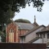 Old monastery chapel