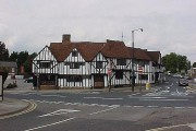 Rose and Crown Hotel, East Street, Colchester