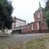 Old monastery buildings