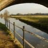 Looking under the Farmers Bridge