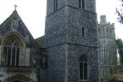 St Andrew and St Patrick Elveden