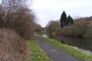 Birmingham Canal at Tividale