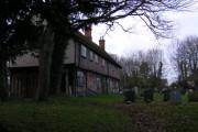 The Rear of the Fox & Goose Inn