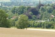 Overlooking Epperstone