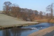 River Bela and Dallam Tower deer park