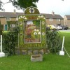 Well Dressing, Pilsley