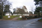 St Catherine's Church Blackwell