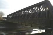Arpley Railway Bridge