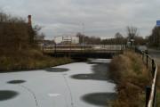Canal bridges at Sankey Bridges