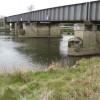 Railway bridge over the Trent