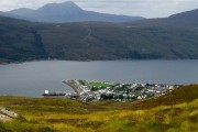 Ullapool, from the Ullapool Hill Walk