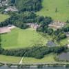Hopton Hall and shore of Carsington Reservoir