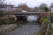 Bocholt Way Bridge over the River Irwell