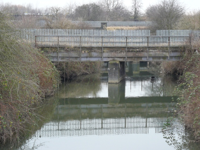 Bridge over the Erewash