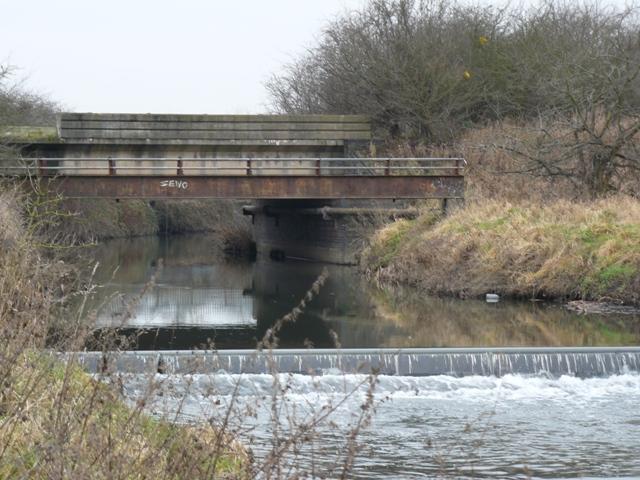 Bridges over the Erewash